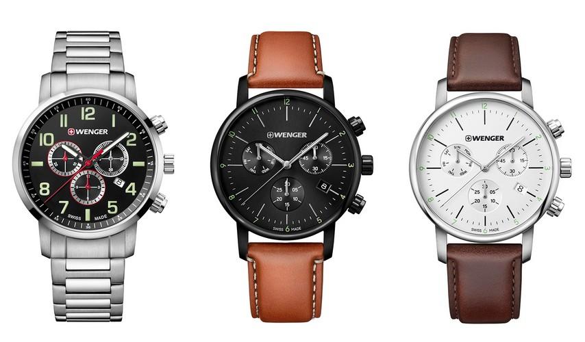 Nova marca suíca Wenger lança relógios no Brasil