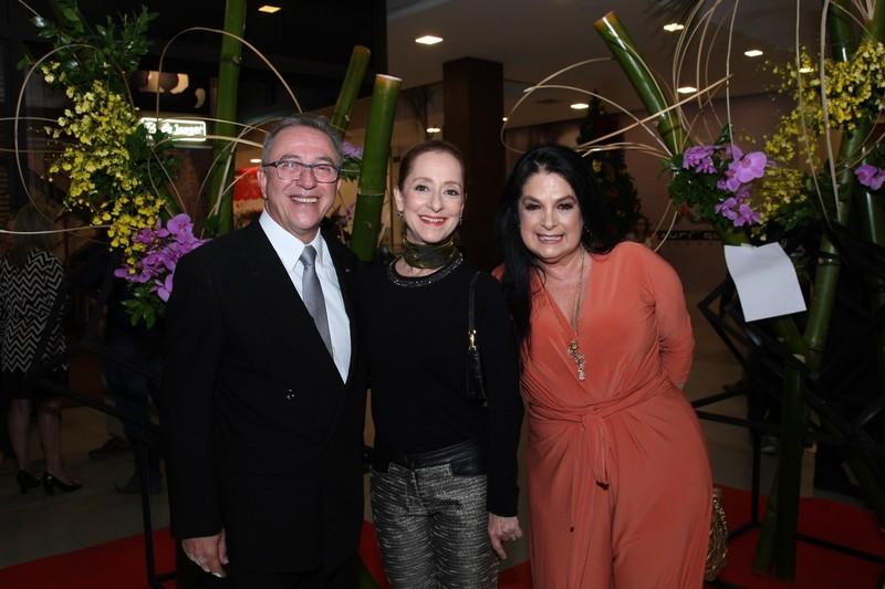 Reverendo Miguel Bonfim, Ana Botafogo e Heloisa Raso