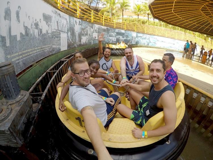 Thiago Rocha, Vladimir Alves e amigos