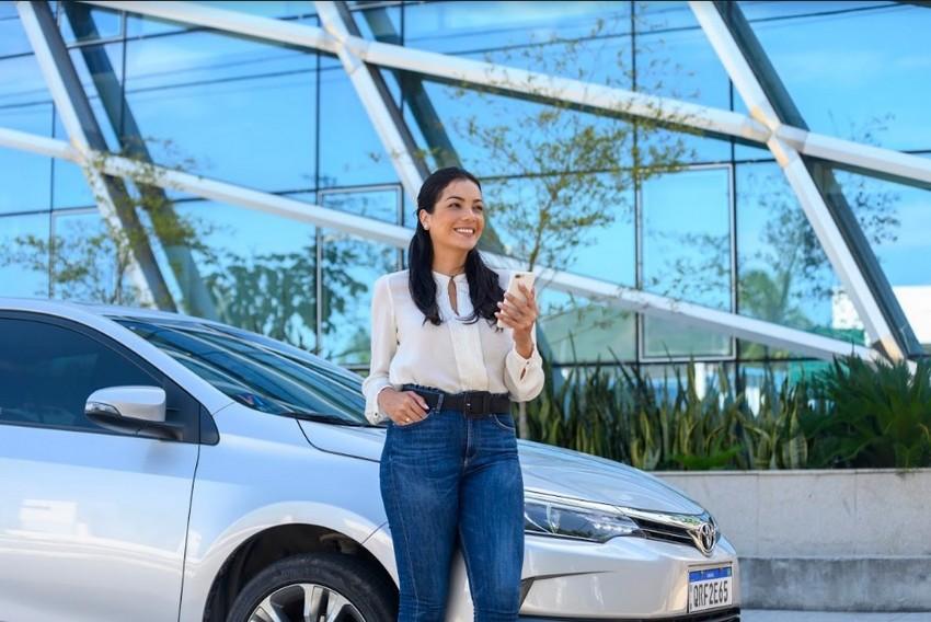 V1 traz serviço inovador de aluguel de carros na Grande Vitória