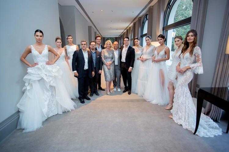 Valéria Bressiani, Equipe Rosa Clará e as modelos