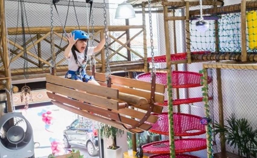 Vila Pindô, primeiro buffet infantil com conceito lúdico ecológico chega ao Espírito Santo