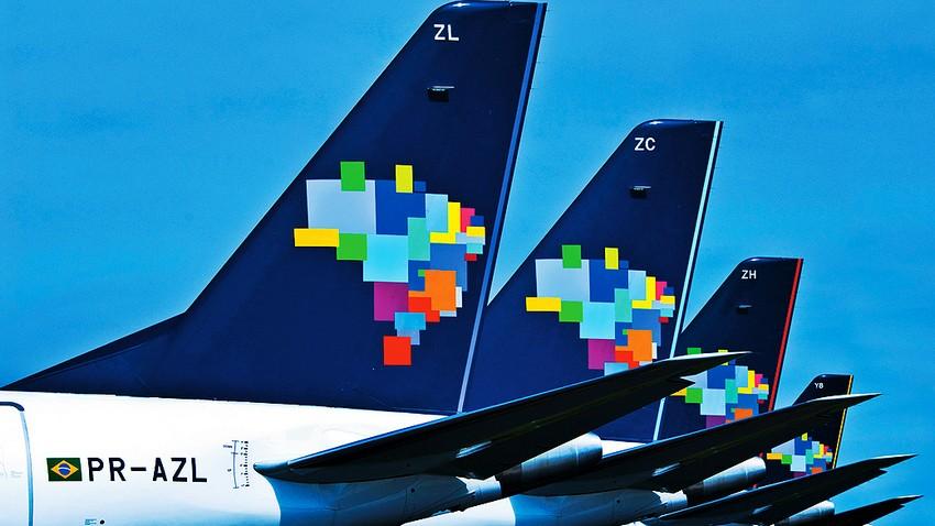 Azul é novamente a companhia mais pontual do Brasil e da América do Sul
