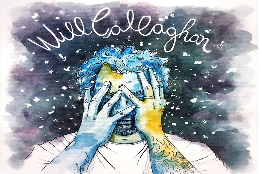 Will Callaghan lança primeiro EP com canções de grandes musicais