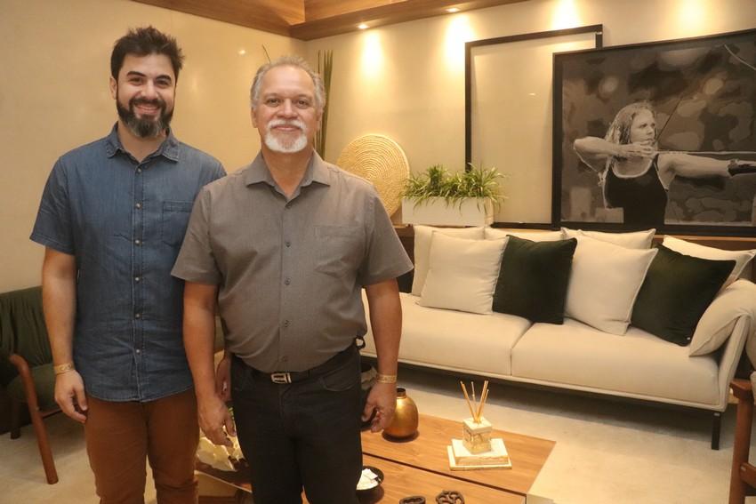 Casa Cor ES 2018 - Igor Gonçalves e Gil Nunes apresentam o Loft do Arqueiro
