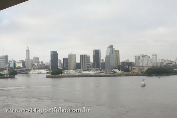 Chegada a Buneos Aires