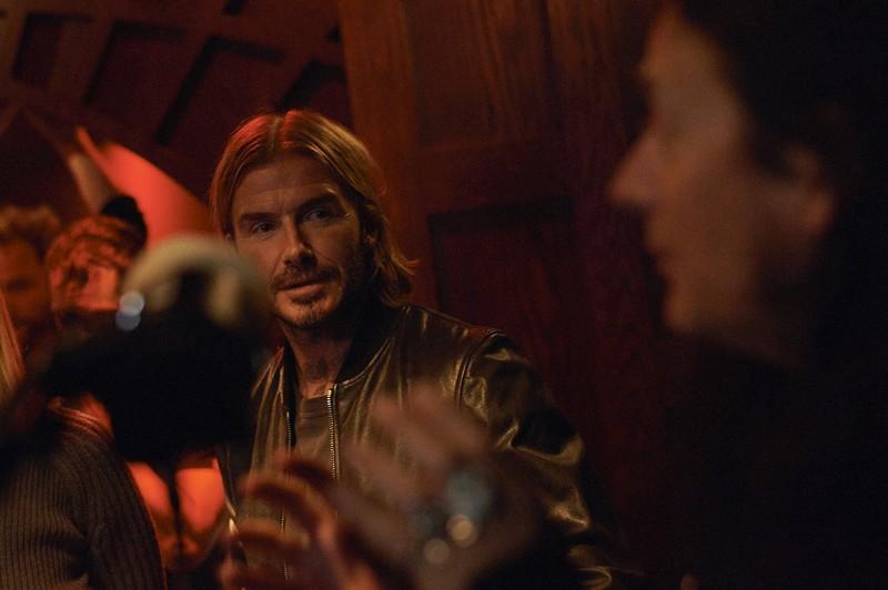Haig Club lança uma noitada com David Beckham… De trás para frente!