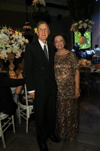 Sebastião e Lia Feu Rosa Vecci