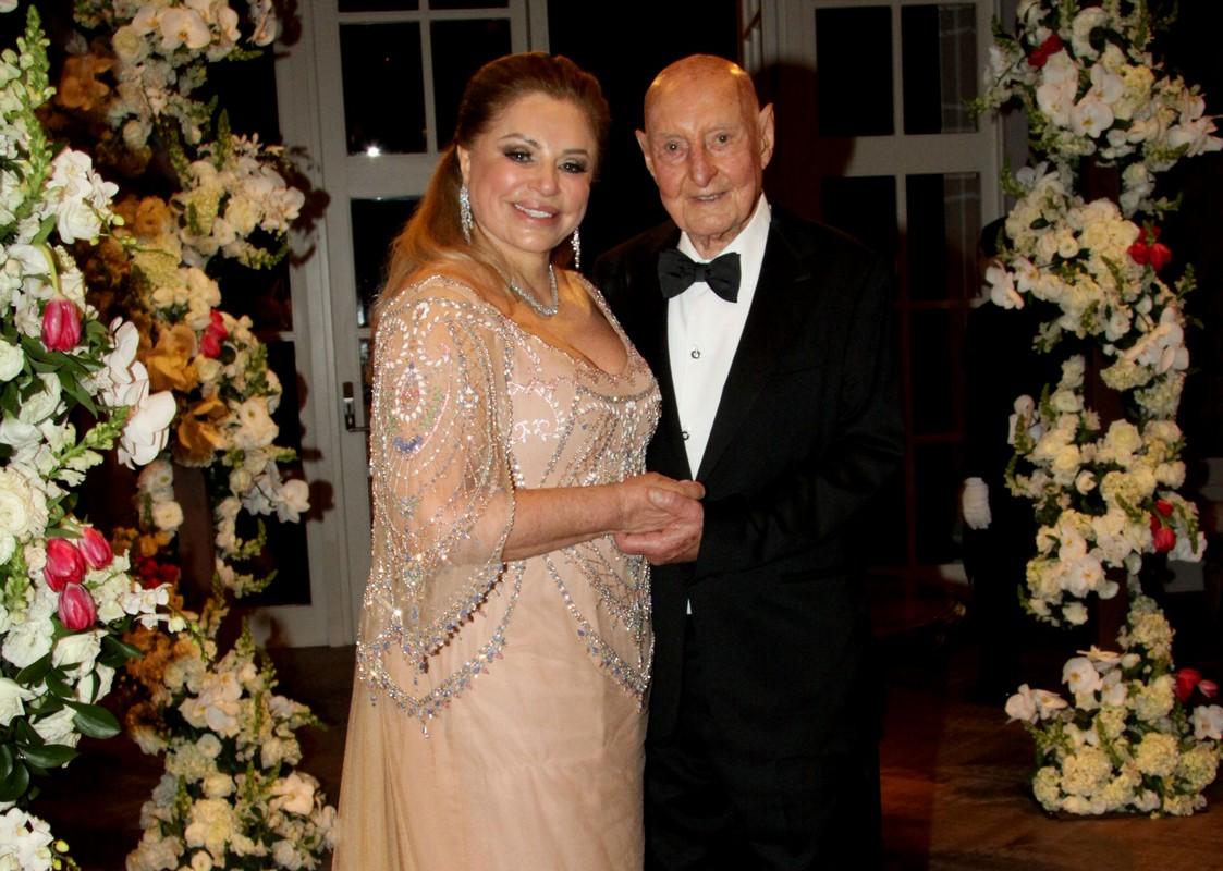 Os 90 anos do empresário Otacilio Coser
