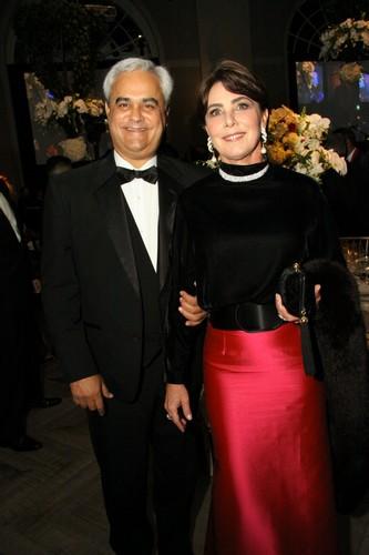Zé Carlinhos e Monica Fonseca
