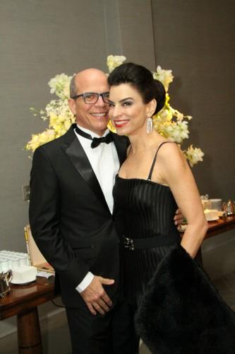 Guilherme Dias e Lenize Zanotti