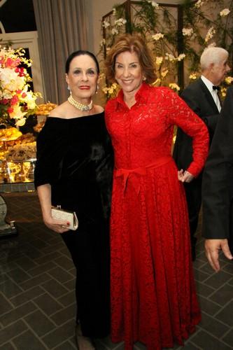 Andréa Pelissari e Emilia Lobato