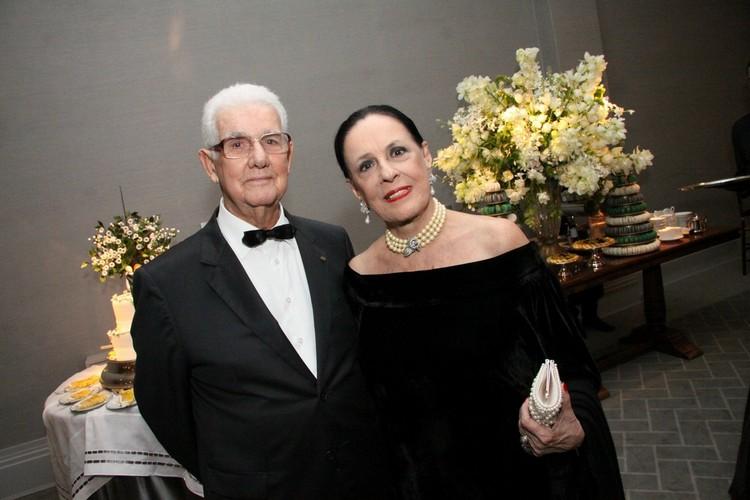 Setembrino e Andréa Pelissari