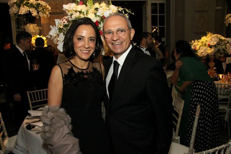 Cristina e Paulo Hartung
