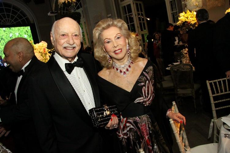 Jair e Marisa Coser