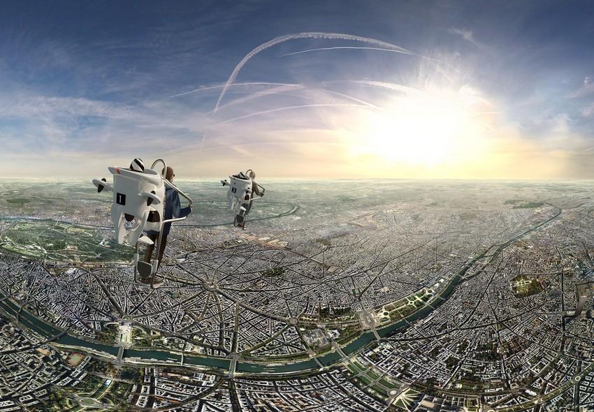FlyView mostra Paris como nunca foi vista antes