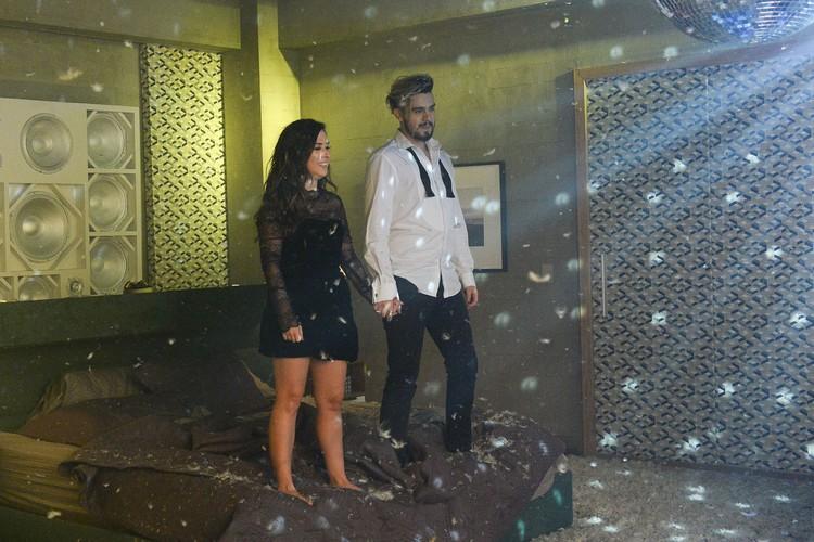 Tatá Werneck estreia em clipe a convite de Luan Santana