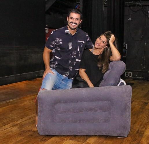 Priscila Fantin volta a São Paulo com comédia romântica sobre formas de amar
