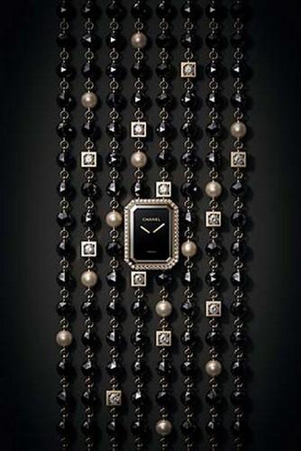 Relógio Coco Sautoir - foto chanel
