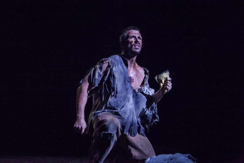 Leonardo Wagner continua em 2019 no sucesso Les Misérables no México