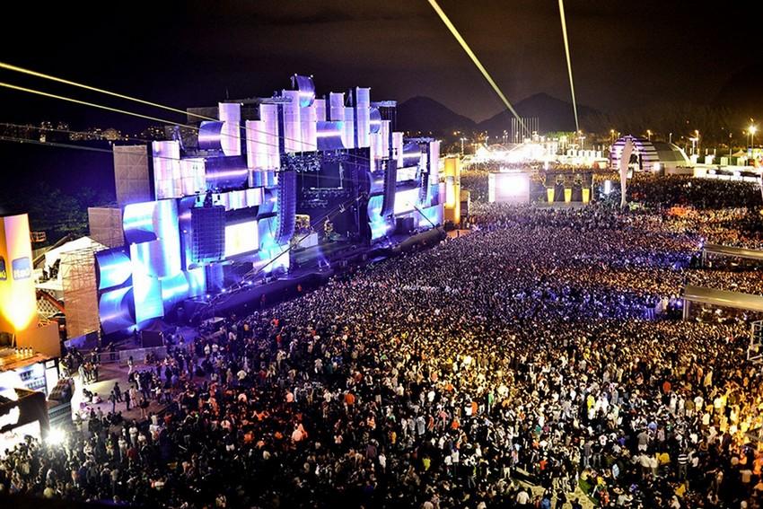 Live Nation adquire participação no lendário Rock in Rio