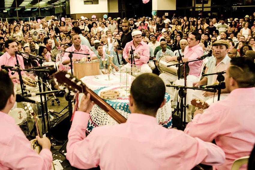 Chegando à maioridade, Samba da Vela comemora 18 anos