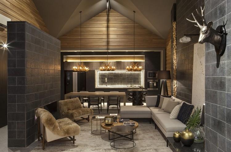 Arquiteto Vitor Cipriano em seu Loft Inspiração Aspen